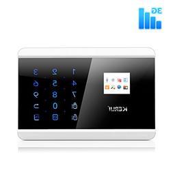 KERUI 8219G Wireless 3G Color Touch Keypad GSM PSTN Smart Ho