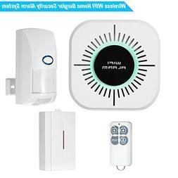 OWSOO Wireless WIFI Home Burglar Security Alarm System 25KG
