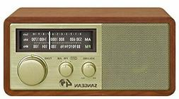 Sangean WR-11SE AM/FM Table Top Radio 40th Anniversary Editi