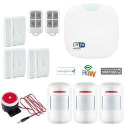 J24 IOS/Android APP WiFi IP Internet Wireless Home Security