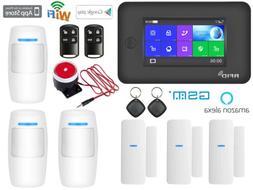 A30 APP WiFi+GSM+RFID Wireless Home Security Alarm Burglar S